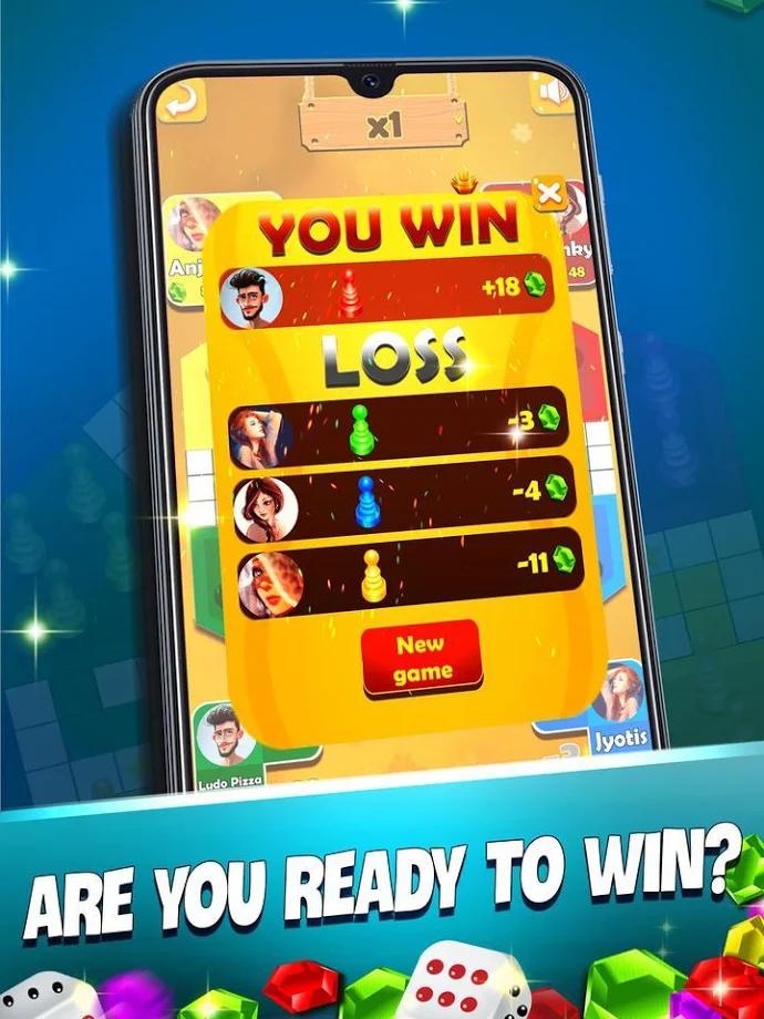 Ludo Pizza - Ludo Dice Game - Ludo Free Game