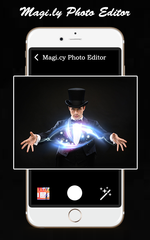 Magi.ly : Magic Photo Maker