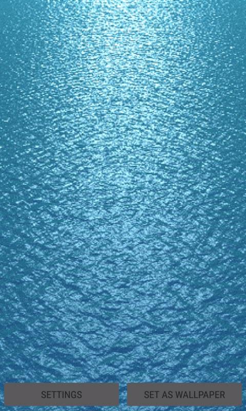 Blue Ocean Live Wallpaper