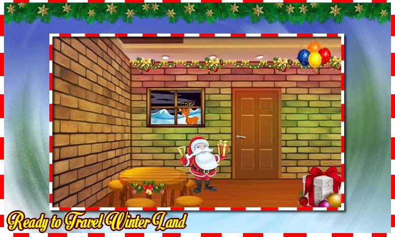 Free New Escape Games 60-Christmas Fun Escape Game