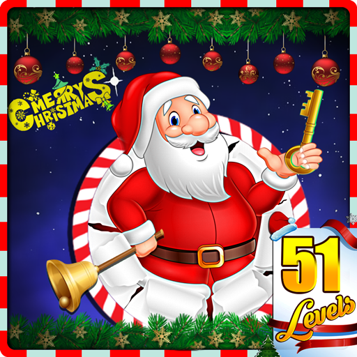 Free New Escape Games 60-Christmas Fun Escape Game
