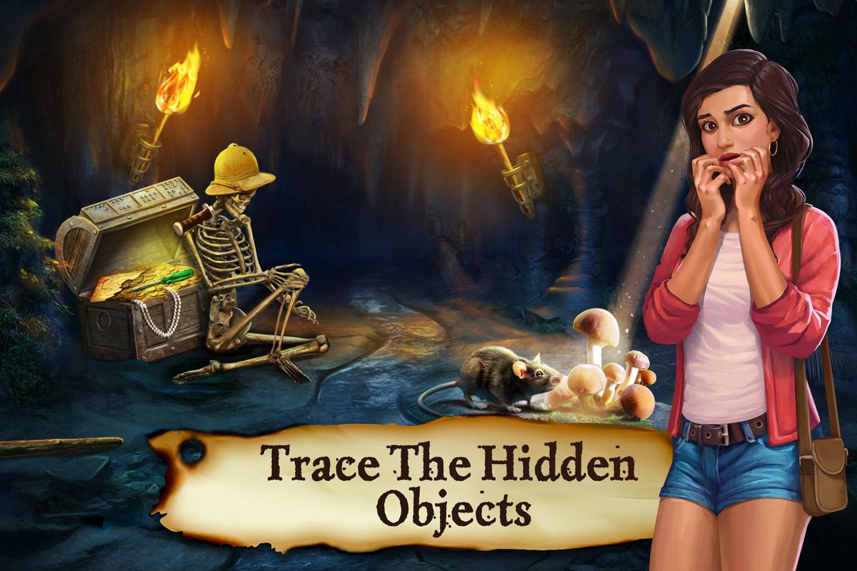 Hidden Escape: Lost Temple