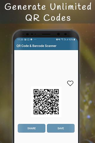 QR Code & Barcode Scanner: Codreader
