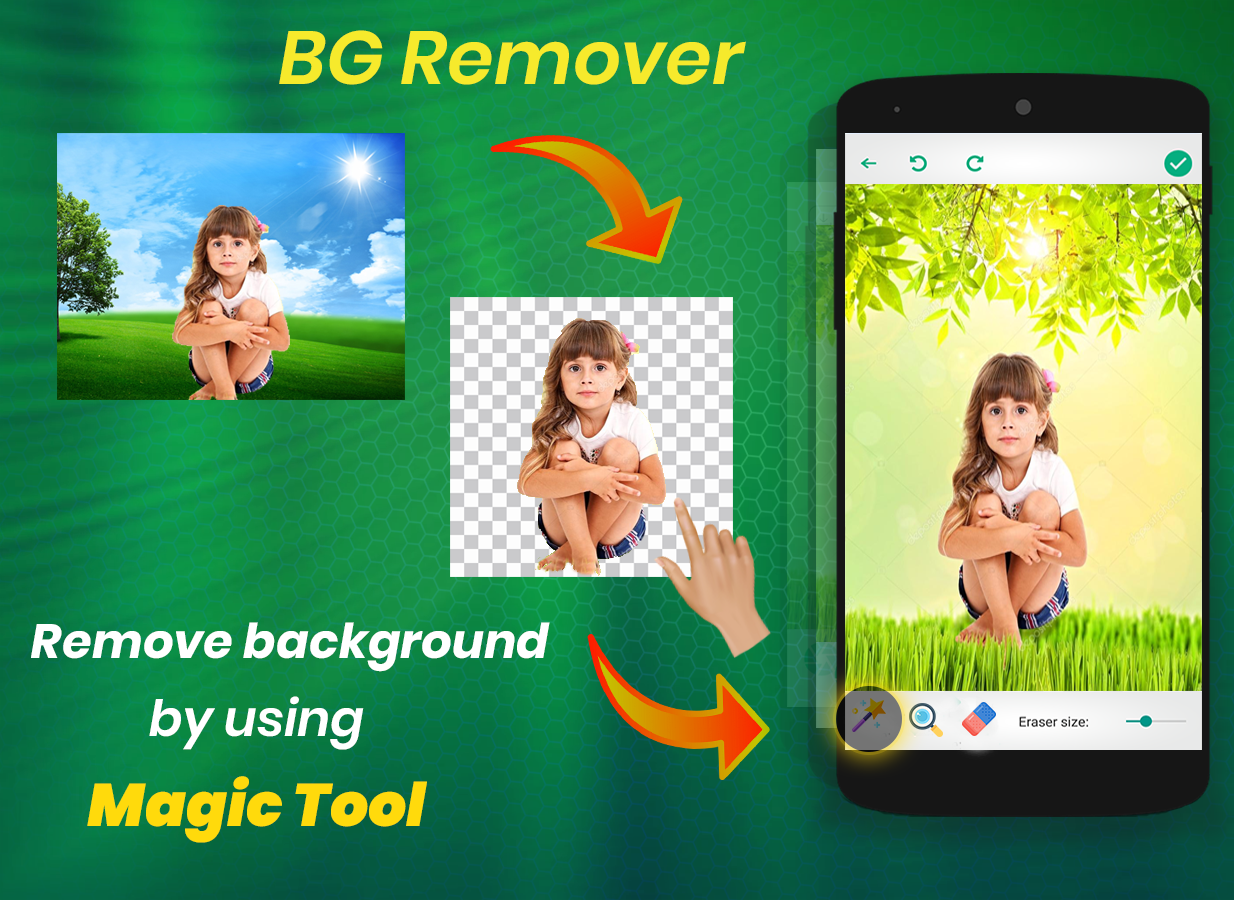 Background Remover and Merger