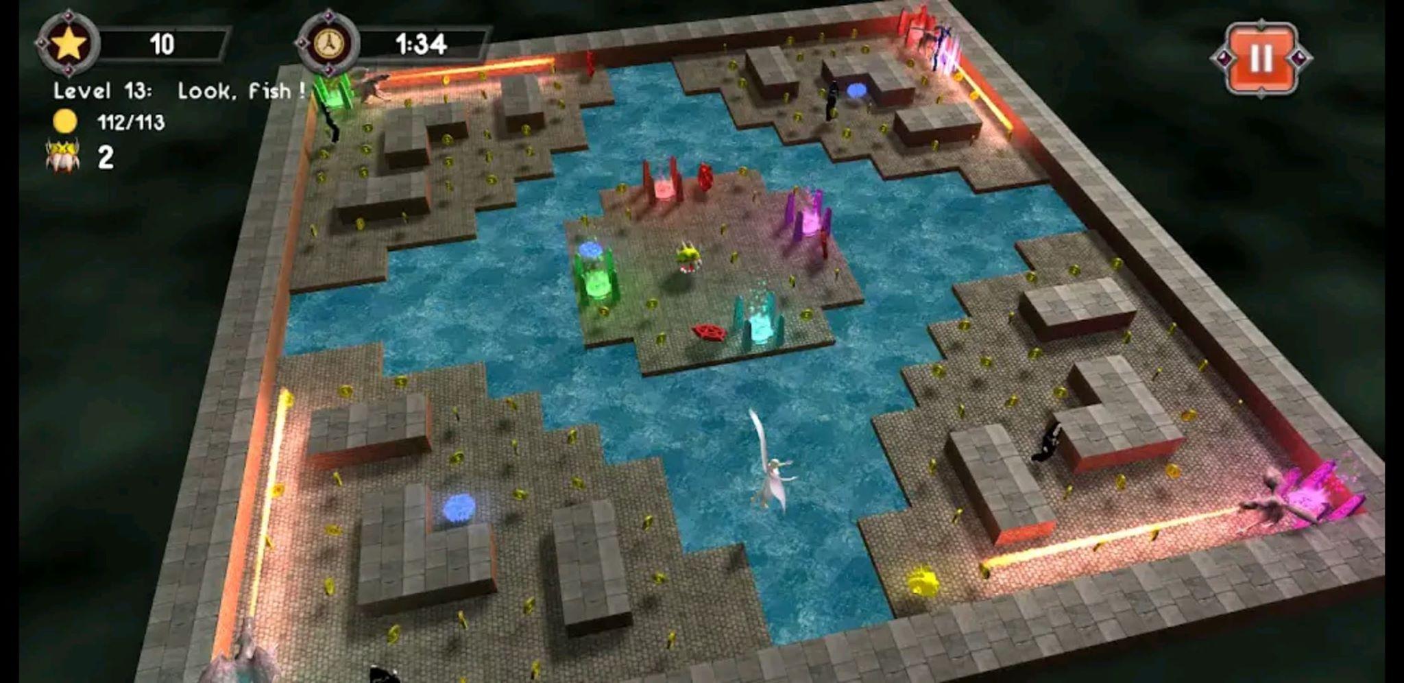 Chewman - Demon Pac game