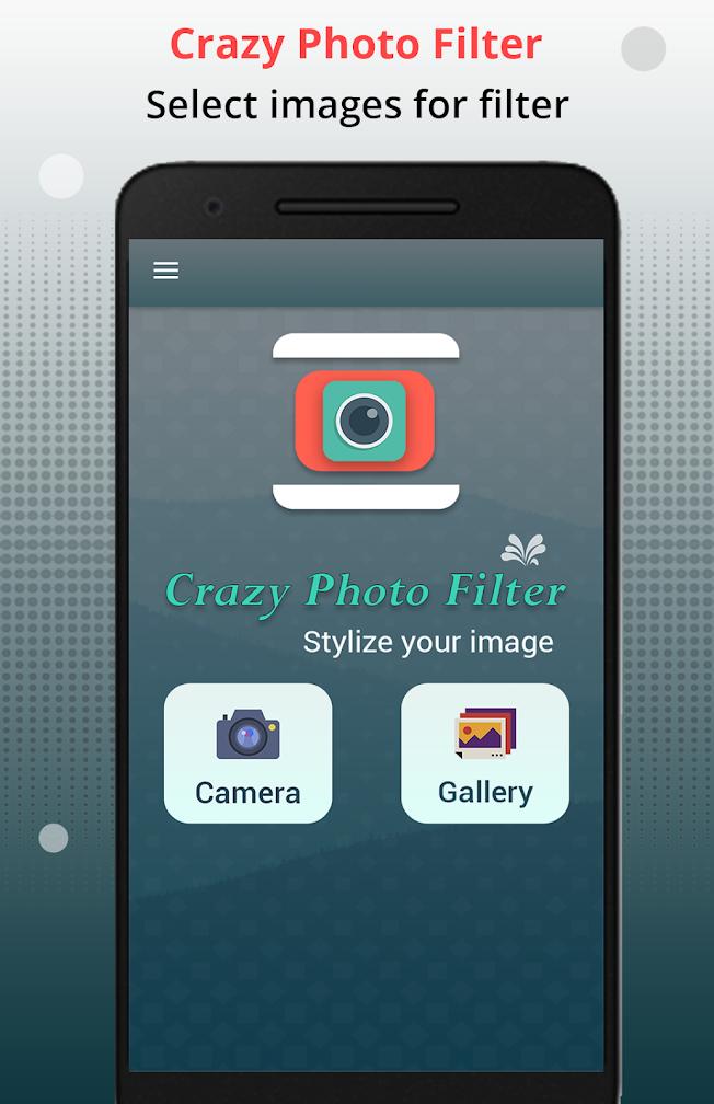 Crazy Photo Filter