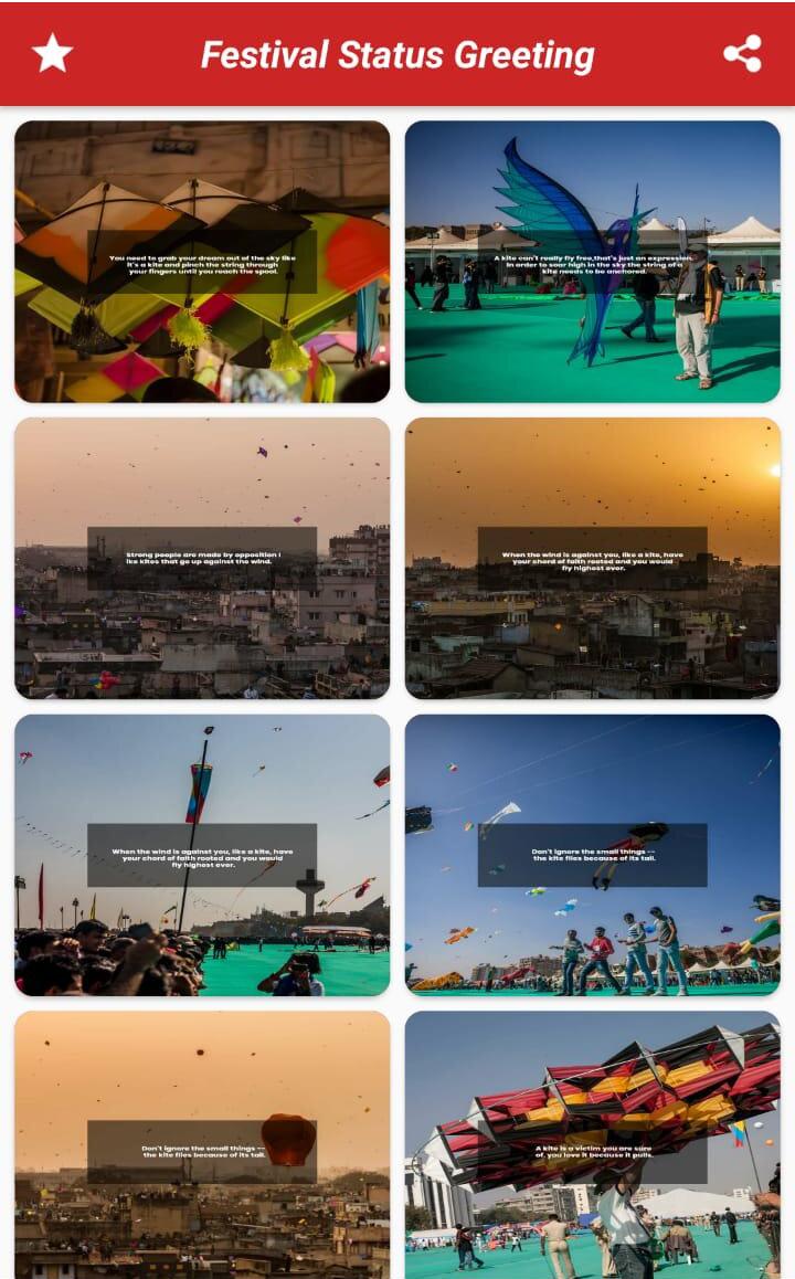 Festivals Status Greetings - Whatsapp Status Image