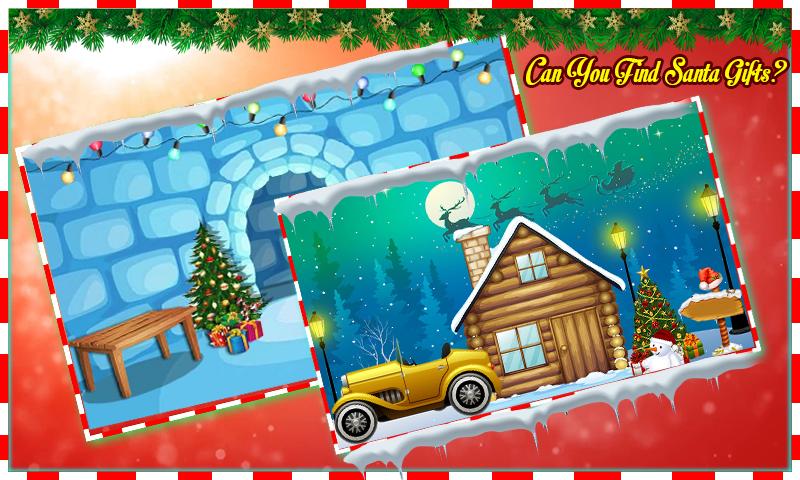 Infinite Christmas Escape