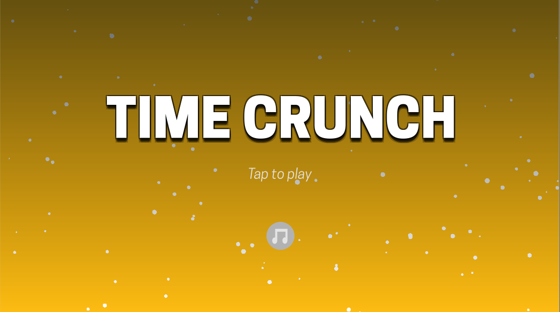 Time Crunch