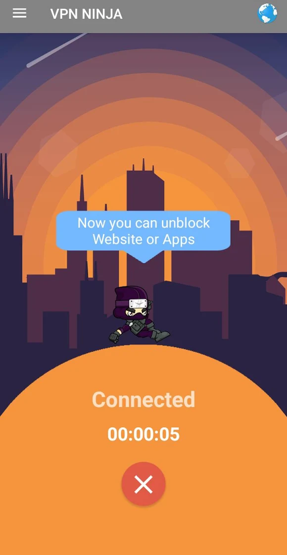 Undetectable Ninja VPN - Browse Privately & Secure