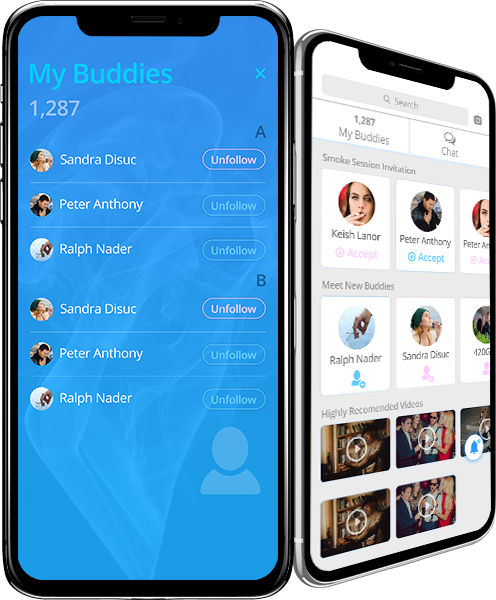 Buddy Jane - Social Media App