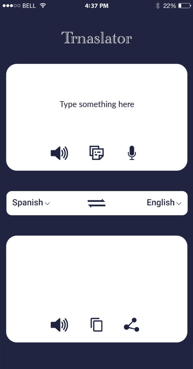 English Spell Checker & Languages Translator