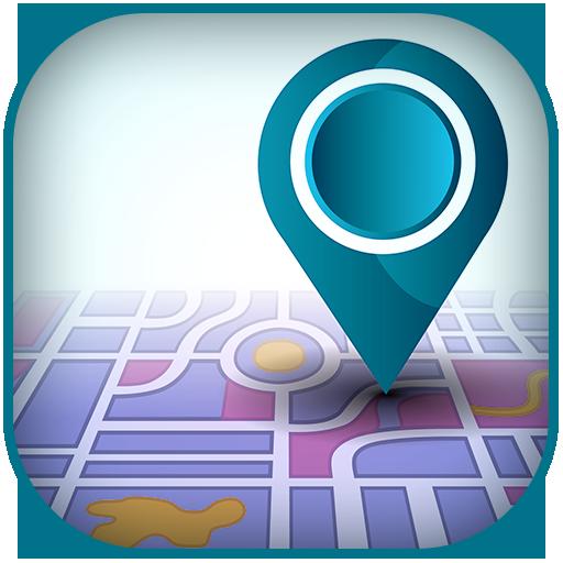 GPS Voice Navigation Finder Route