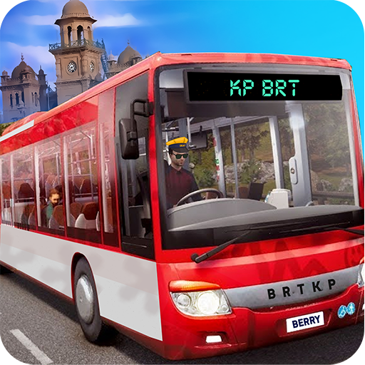 KP BRT Bus Simulator : Smart City Bus Game