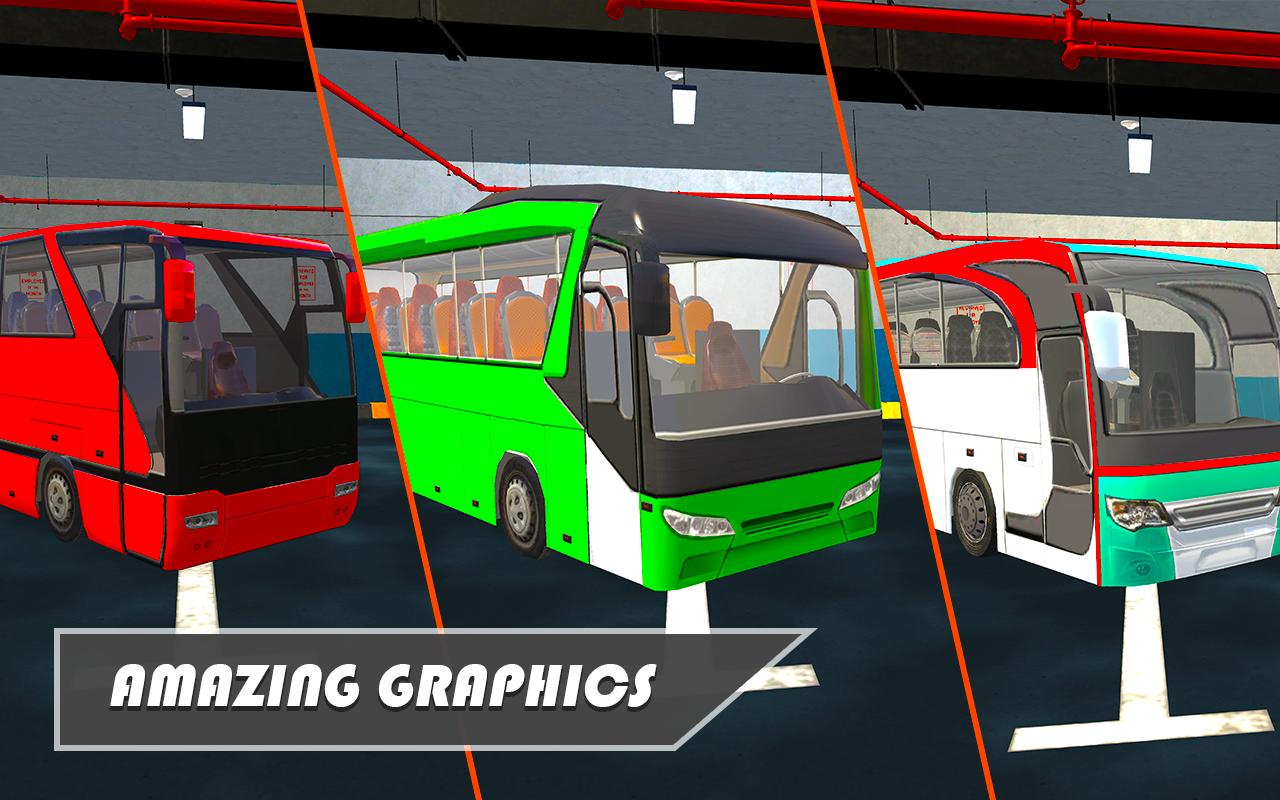 KP BRT Bus Simulator : Smart City Bus Game