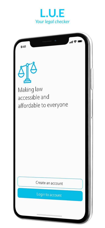 L.U.E | Your Legal Checker