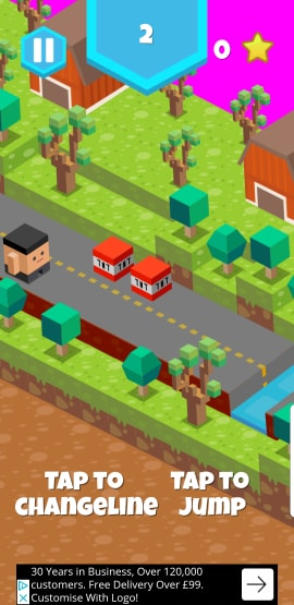 Mr Cube : Road Runner