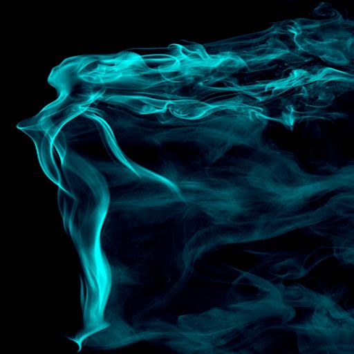 Smoky Art Live Wallpaper