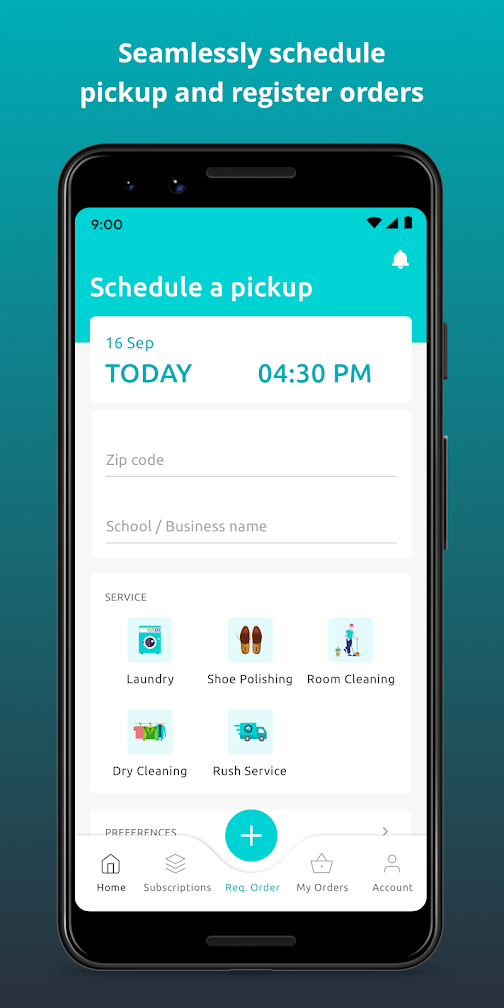 Spotless - Laundry, Dry Cleaning On-Demand Service