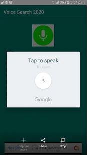 Voice Search-Voice input App