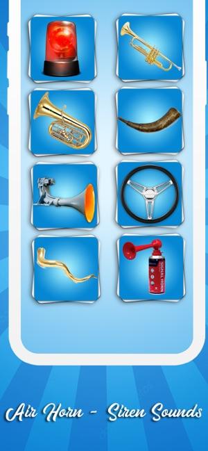 Air horn sounds Effects 12+