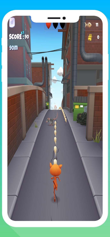 Alley Cats Run
