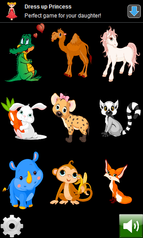 Animals World for kids