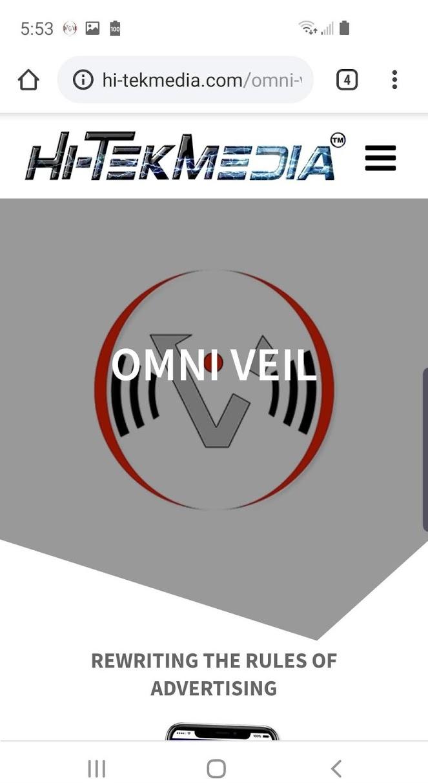 Omni Veil - Receive travel alerts & info