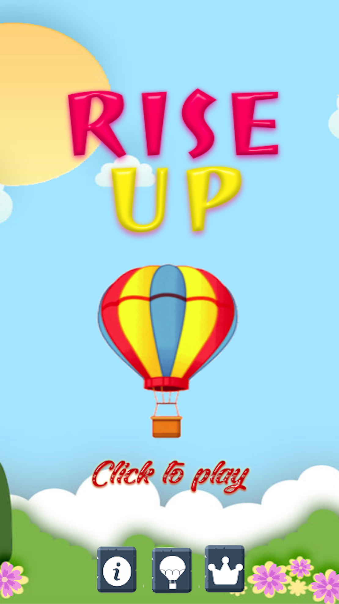 Rise Up – Keep Protecting Your Balloon
