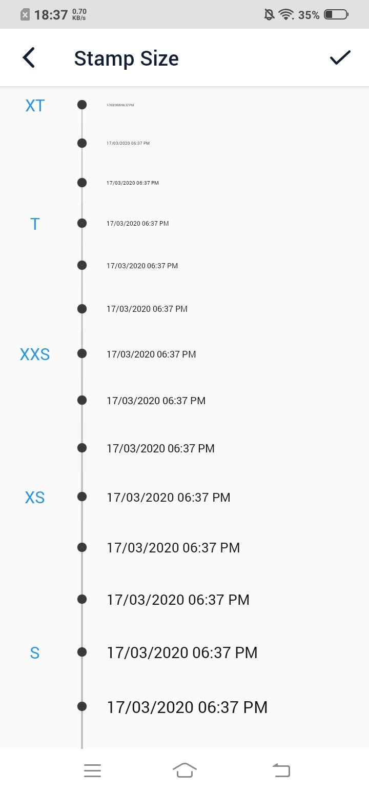 Timestamp Camera: Auto Datetime Stamper