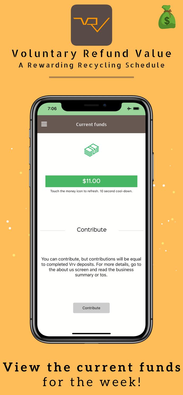 VRV: Voluntary Refund Value