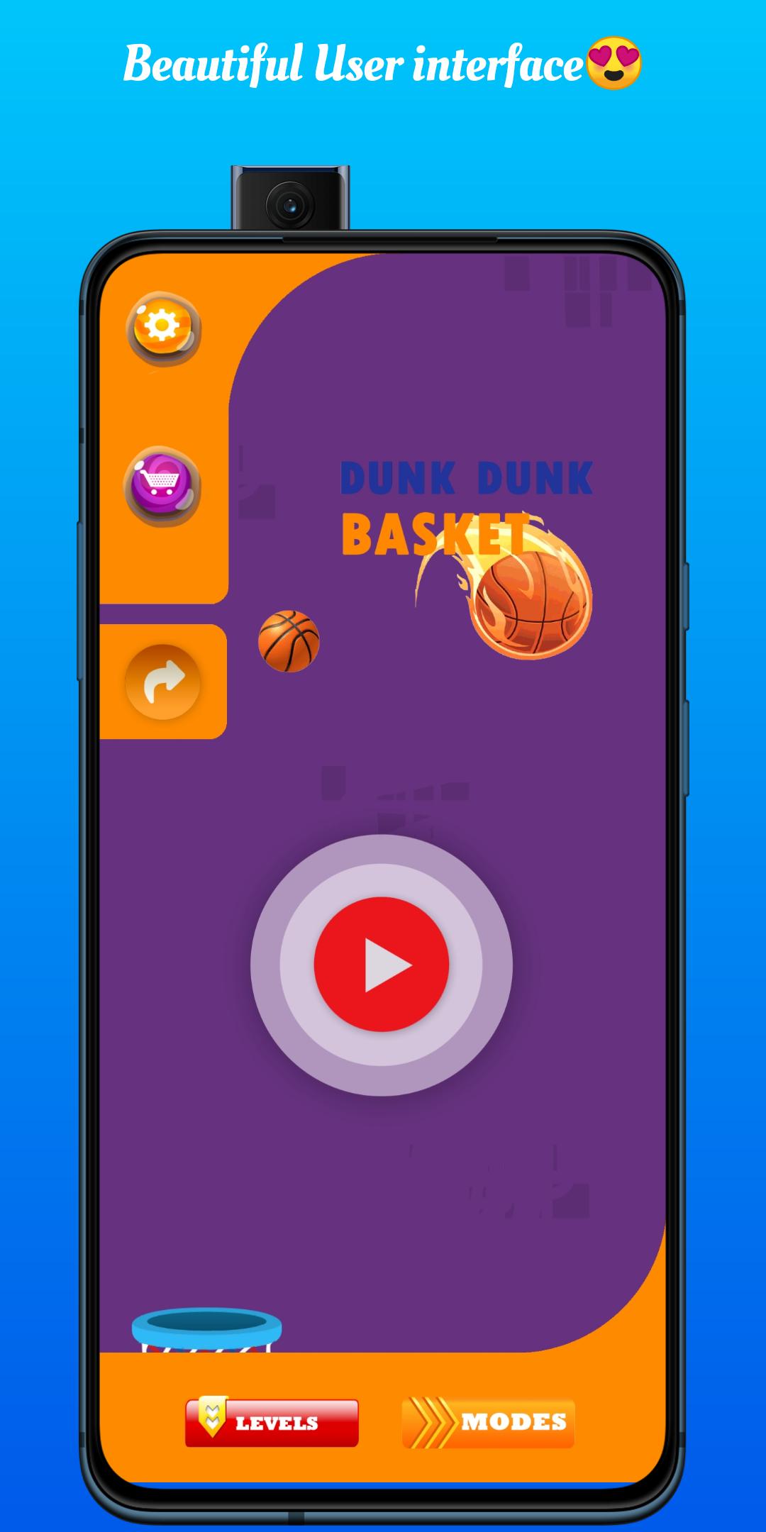 basketball dunk a lot