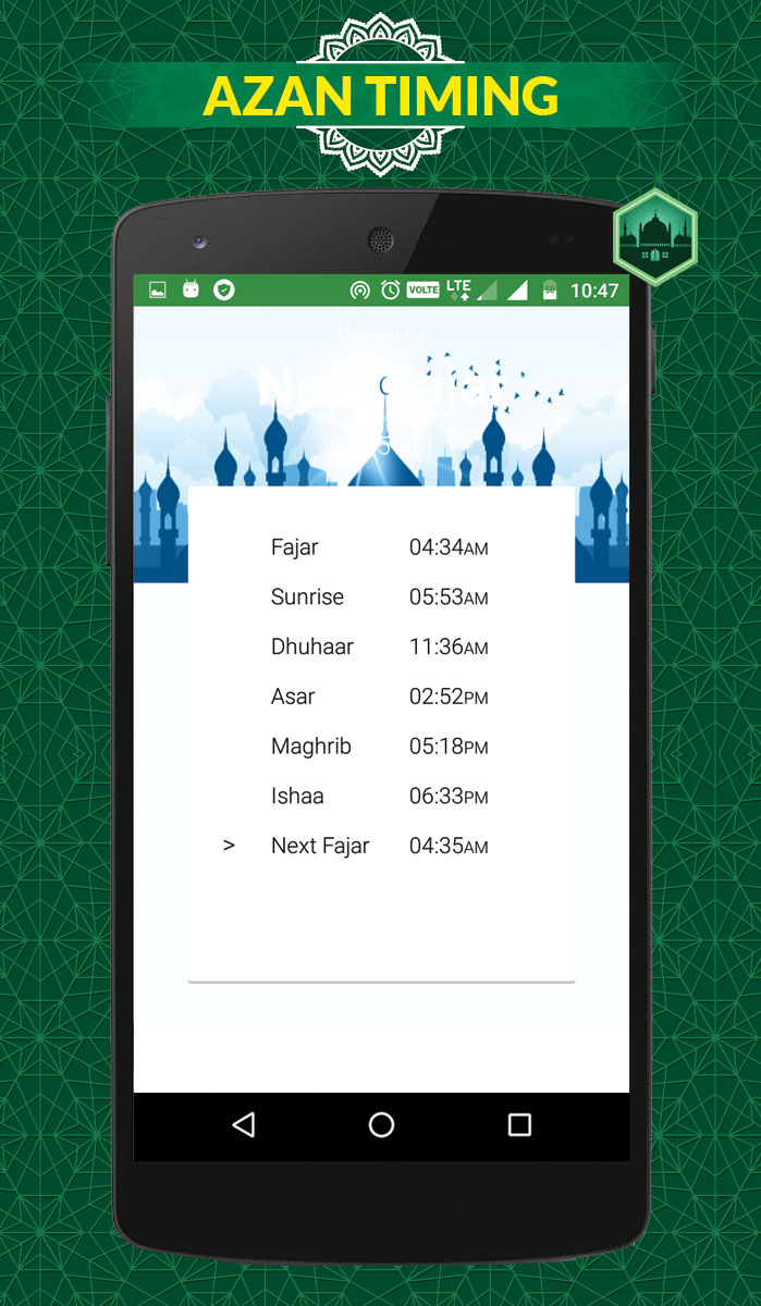 Best Muslim App For Azan, Quran, Qibla, Prayers