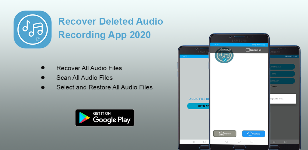 Best Recover deleted audio call recordings app