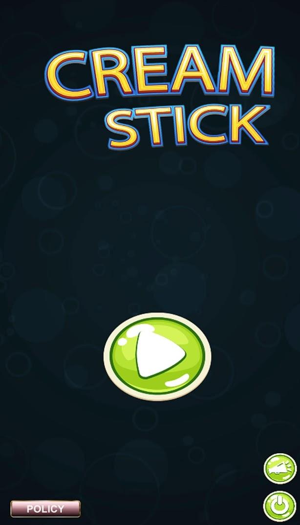 Cream Stick Circle