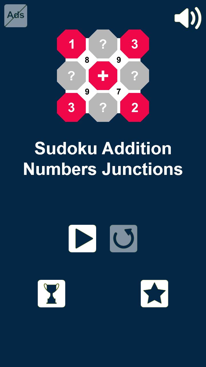 Crossdoku: Math Crossword Sudoku