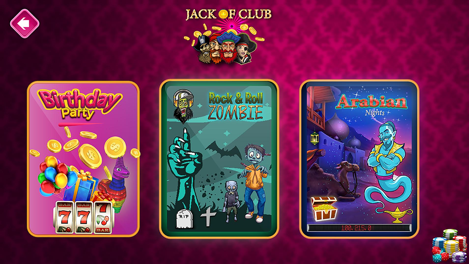 Jack of Club
