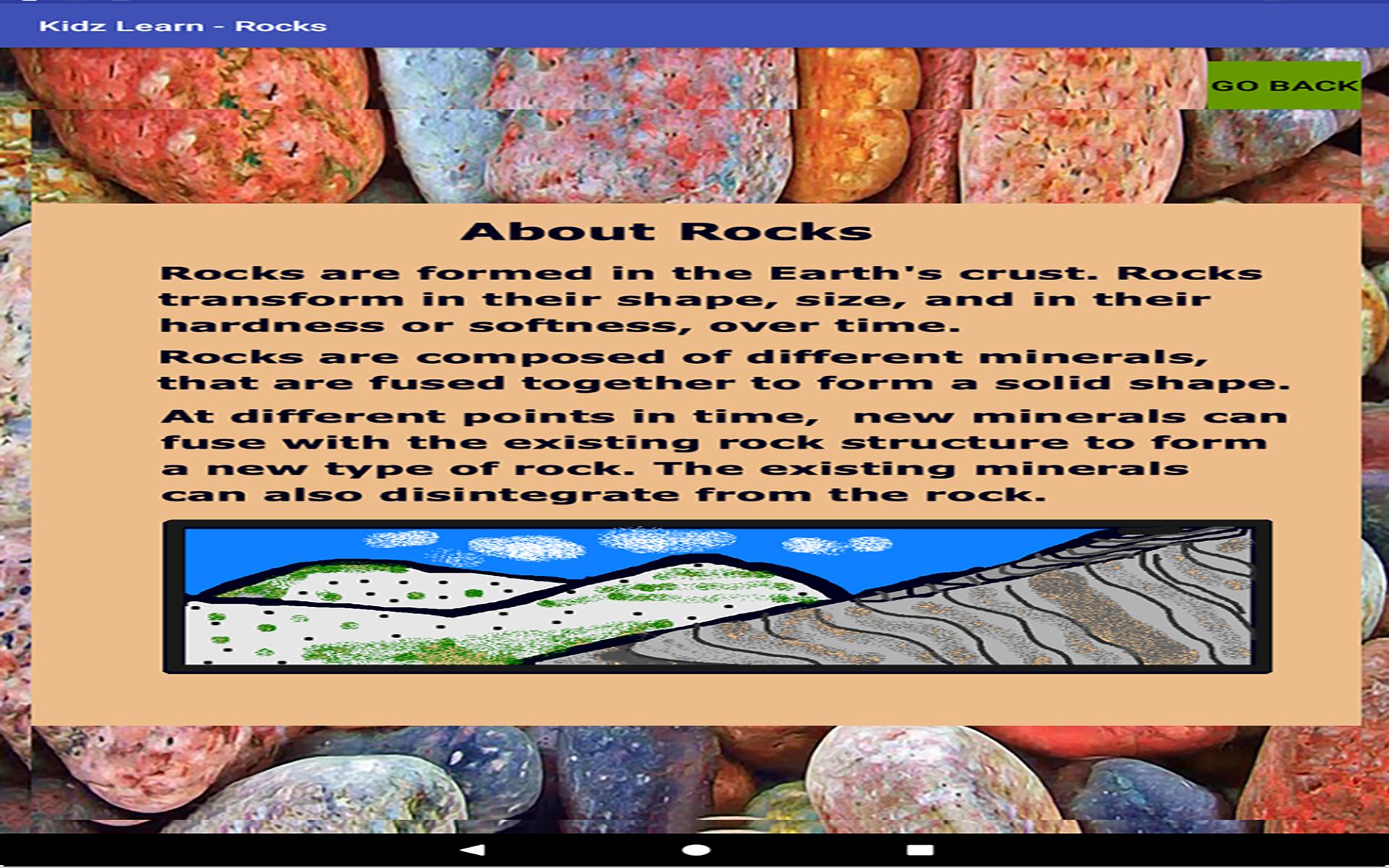 Kidz Learn Rocks