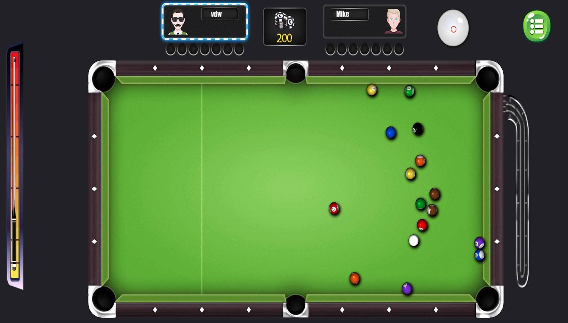 Madness Billiard Hall Game