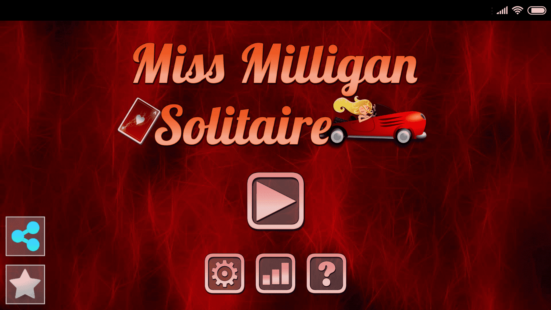 Miss Milligan Solitaire