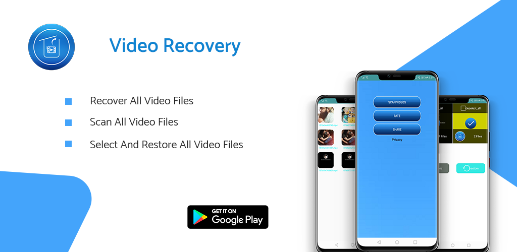 Recover deleted videos 2020