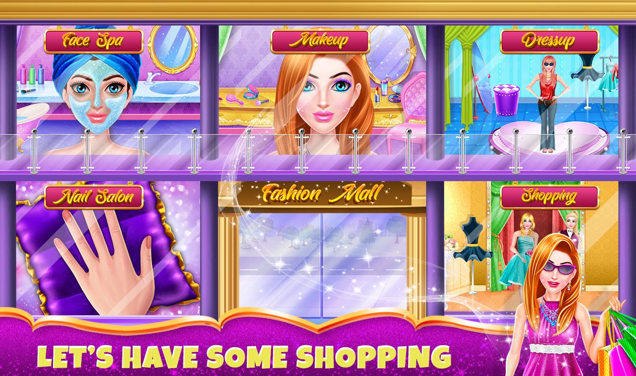 Shopping Fashion Mall - Lifestyle & Dress Up Game