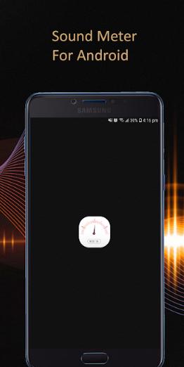 Sound Meter Pro App