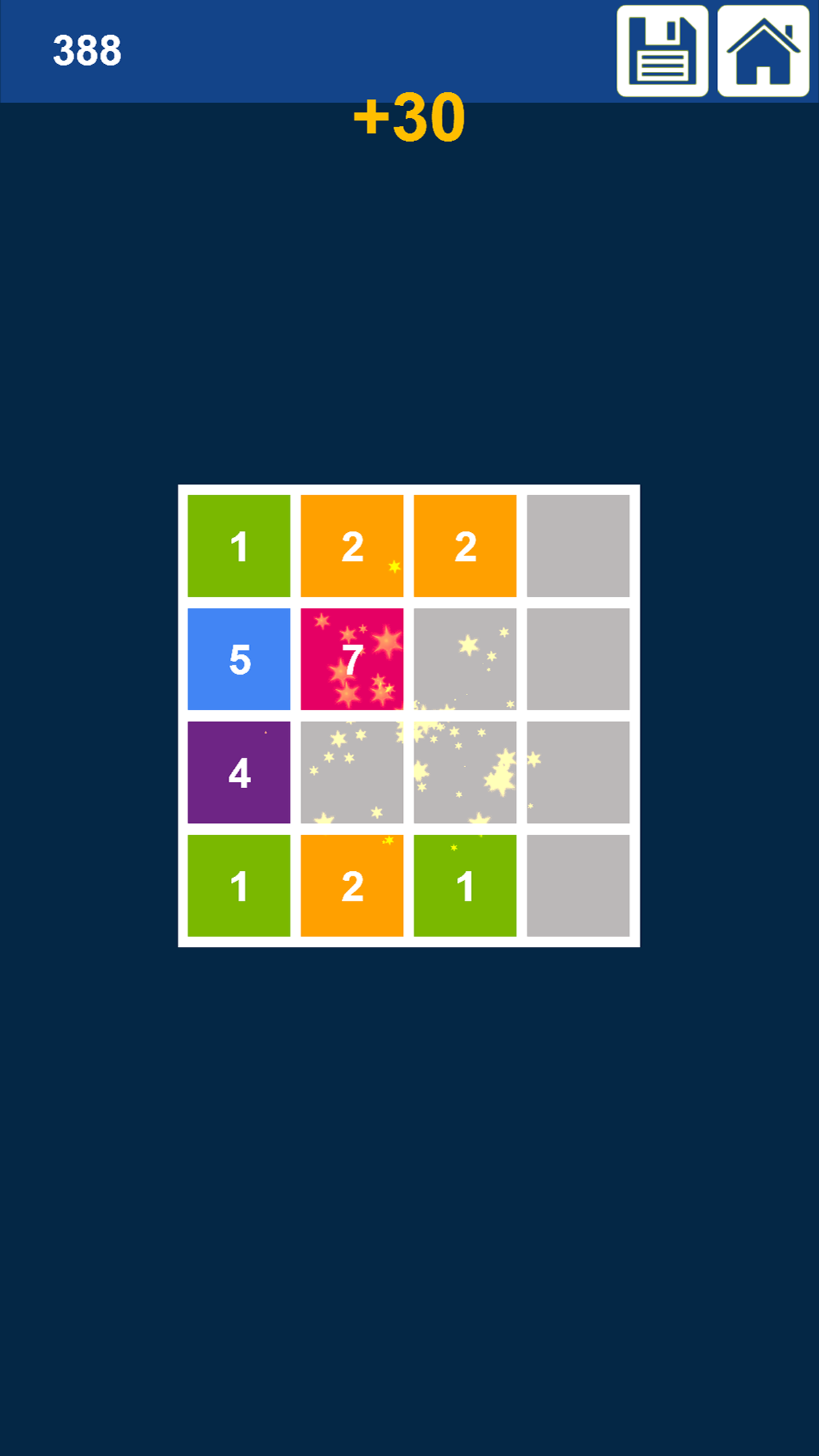 Tired of 2048? Try 33