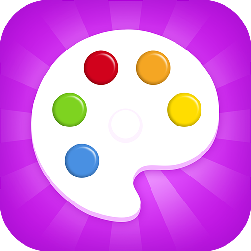 Fun Colors - new coloring book for kids free
