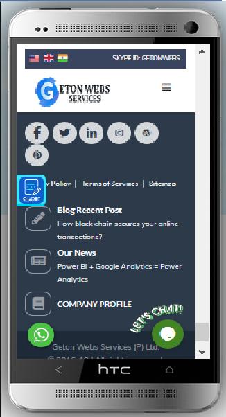 Geton Webs Services | Digital Marketing Agency