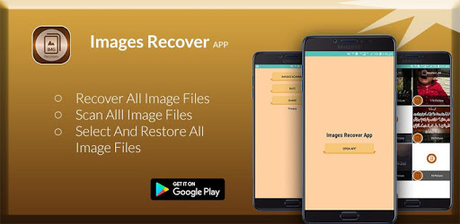 Images Recovery and Backup Lite