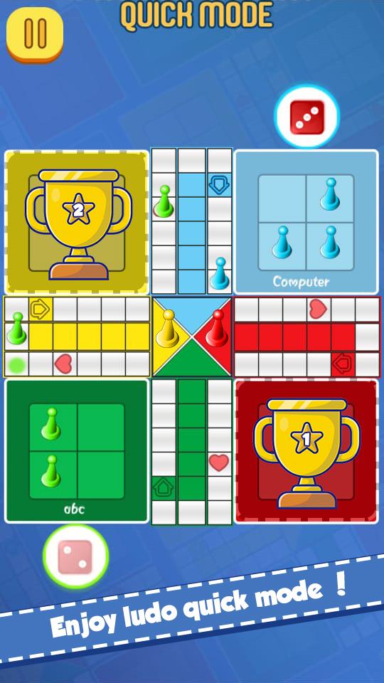 Ludo Game - Dice Board Game