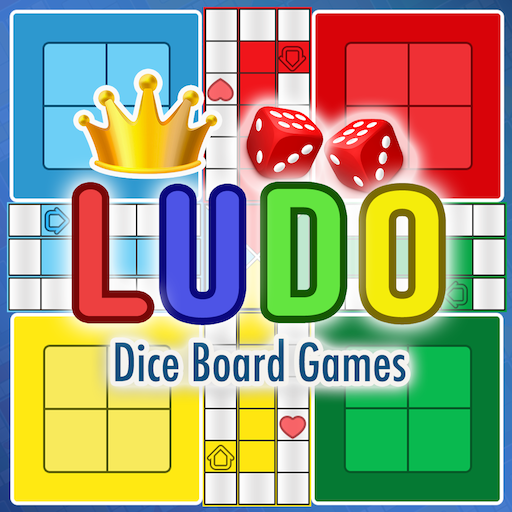 Ludo Game - Dice Board Game
