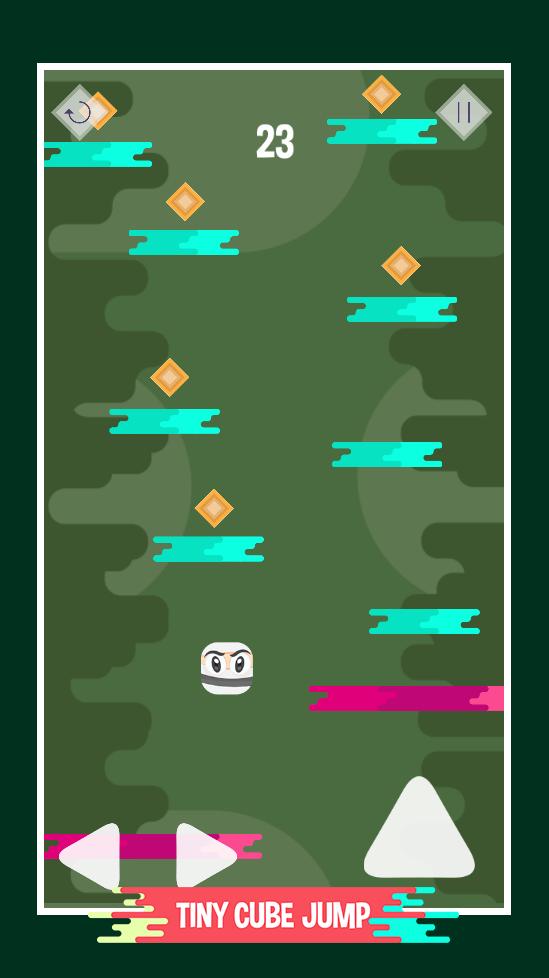 Tiny Cube Jump